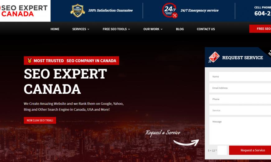 SEO Expert Canada