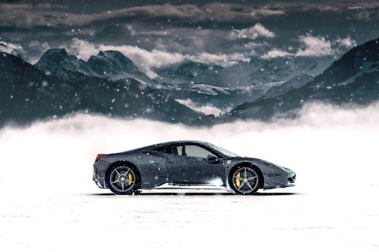 Luxury car rentals in Vancouver